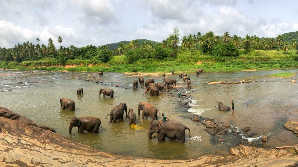 Sri Lanka Landinformatie