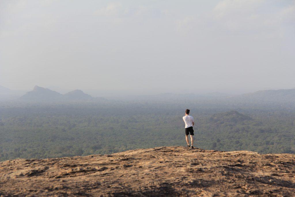 Hoe lang vliegen naar Sri Lanka