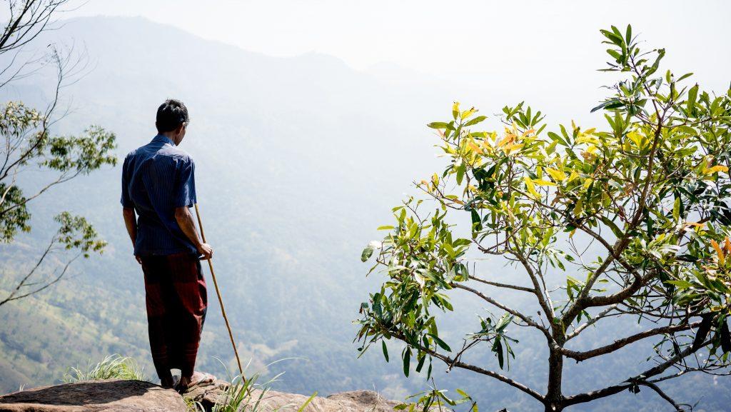 Hoe groot is Sri Lanka